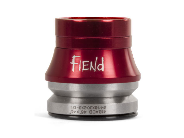 Fiend Headset Red