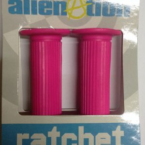 Alienation ratchet grip pink