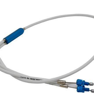 Snafu Astroglide alsó Y-Cable w-blue