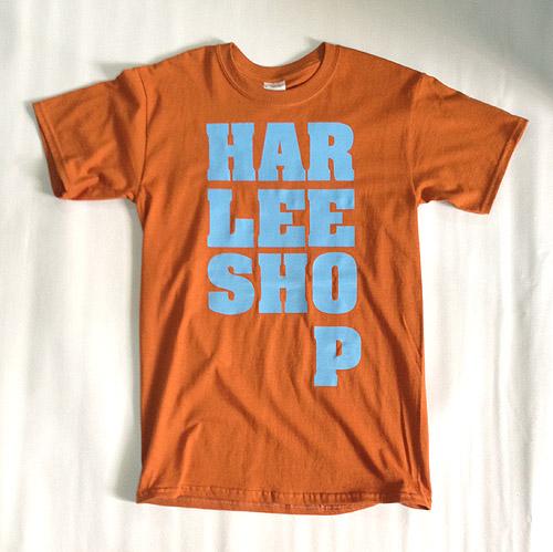Harlee biglogo texas orange