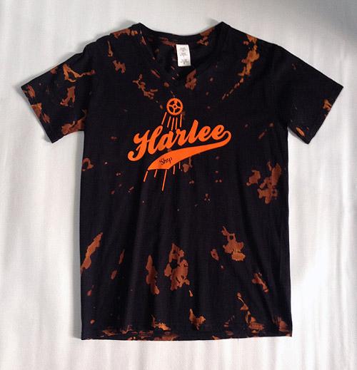 Harlee fireball black
