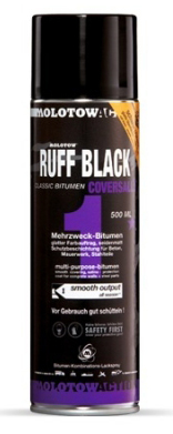 molotow ruff black 500ml