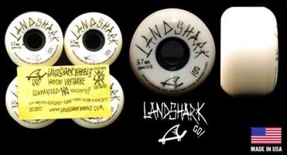 Landshark wheels 57mm 101a