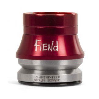 Fiend Headset Red