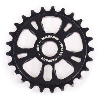Mankind Respect Sprocket 25T Black