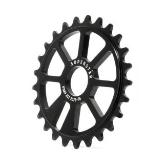 Superstar Pimp Sprocket 25T black