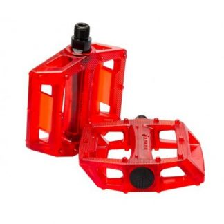 Mankind Respect Pedal ClearRed