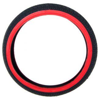 Shadow Undertaker Tire 2.25 piros oldalfalú