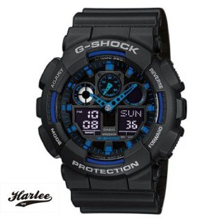 G-SHOCK GA-100-1A2 2