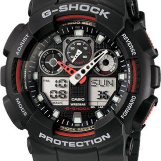 G-SHOCK GA-100-1A4 1