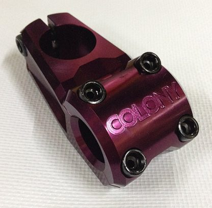 Colony variant tpload stem p1
