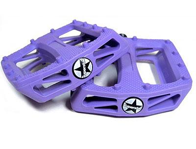 superstar pc pedal purple