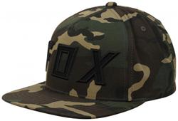 59cef5d231 Fox Posessed Snapback Cap Camo